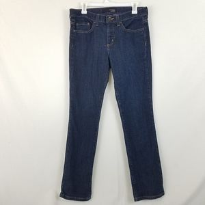 Anchor Blue Dark Skinny Jeans 32x30